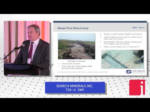 Search Minerals CEO at #CTMS2017 on becoming the next North American Rare Earth Supplier
