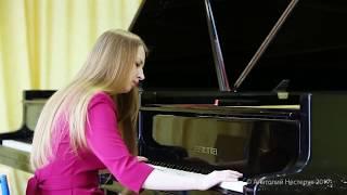 Кондратьева Мария - Сонатина 7 (Жозе Сикейра)