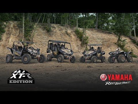 2020 Yamaha Grizzly EPS XT-R in San Jose, California - Video 1