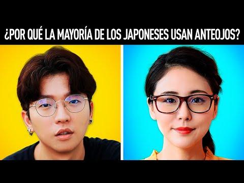 La Mayoría De Los Japoneses Usan Anteojos y 22 Hechos Más