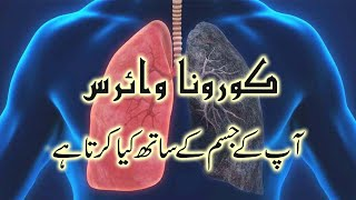 COVID-19 Animation: What it Does to the Body (Urdu Dubbed)