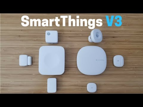 SmartThings v3 Review & New Sensors – Comparing v3 vs v2