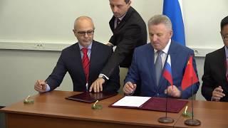 Губернатор Вячеслав Шпорт подписал соглашение с инвесторами по проекту автодороги «Обход Хабаровска»
