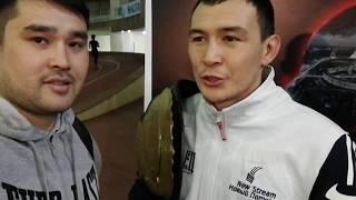 Дамир Исмагулов — Видео обращение Казахстанским Фанатам