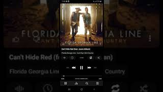 Can't Hide Red - Florida Georgia Line feat. Jason Aldean