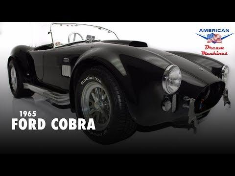 Video of '65 Cobra - M7SH