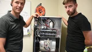 Как починить газовый обогреватель в США