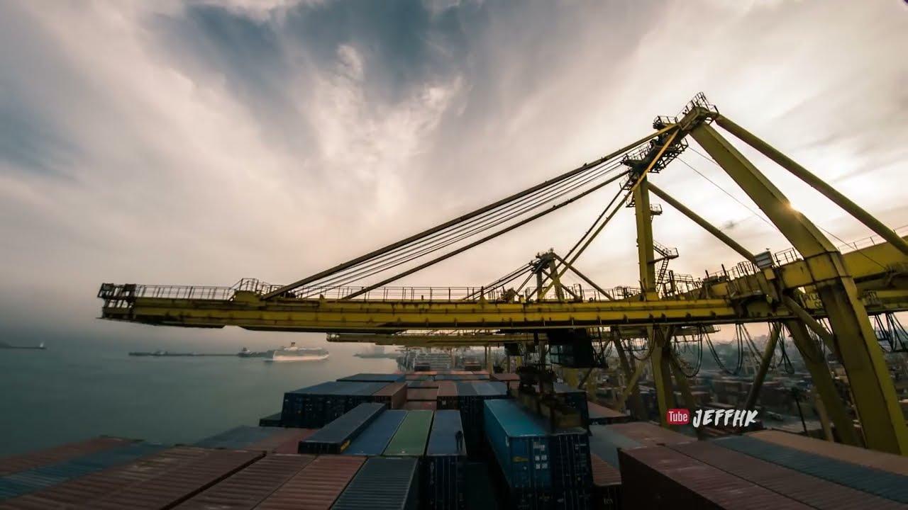 amazing 30 days timelapse 4k video at sea by jeffhk
