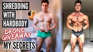 Telling You My Secrets | SHOULDER & CHEST WORKOUT | DRONE & BPI Sports Giveaway...