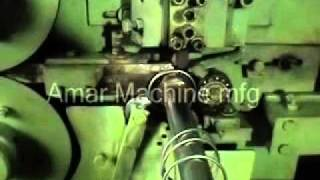 Wire Forming Ring making Machine. Small - Large size - Download this Video in MP3, M4A, WEBM, MP4, 3GP