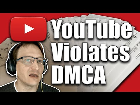 YouTube's DMCA Double Standard