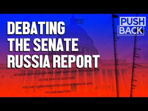 Debating the Senate Intel Russia report