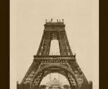 Opbouw van de Eiffeltoren