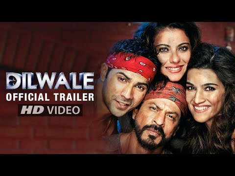 Dilwale Movie Official Trailer