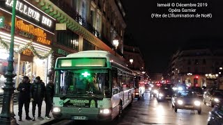 preview picture of video 'Tramway T8 entre Saint-Denis Gare et Saint-Denis Porte De Paris Métro Ligne 13'