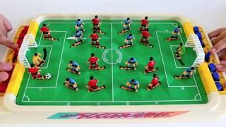 人口密度高め! ピノチオのニューサッカーゲーム