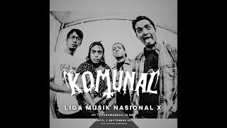 [LIVE] 2017.09.02 Komunal - Higher Than Mountain