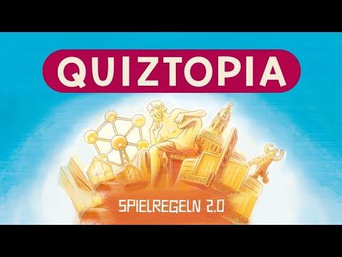 KOSMOS Quiztopia - Spielanleitung