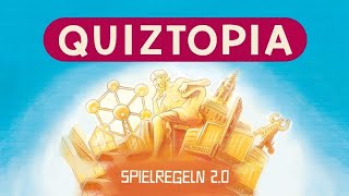 KOSMOS Quiztopia - Spielanleitung 2020