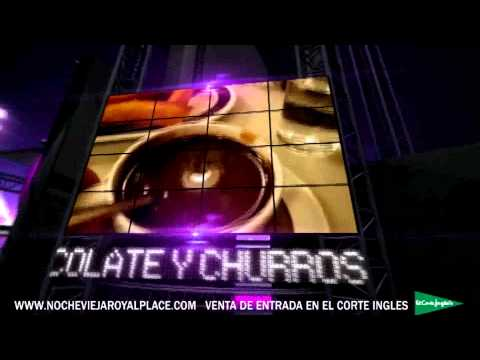 NOCHEVIEJA ROYAL PLACE MURCIA 2011 | FIESTA JOVEN | www.nocheviejaroyalplace.com