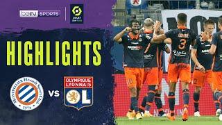Montpellier 2-1 Lyon Pekan 1