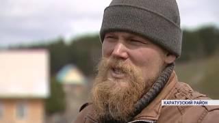 Молодой фермер из Каратузского района открыл собственное хозяйство и разводит свиней