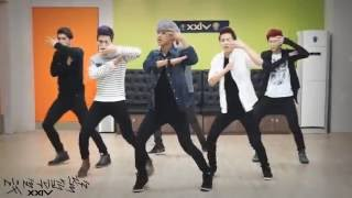 VIXX, VIXX - On And On (Dance Practice)