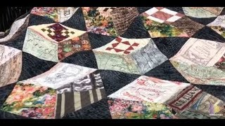 Quilting With Nancy: Tumbling Blocks