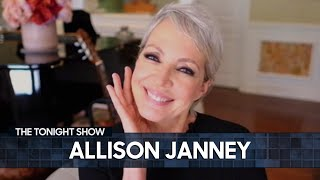 AllisonJanney Is Training to Be a Killer | The Tonight Show Starring Jimmy Fallon