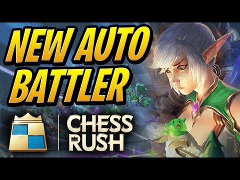 Disguised Toast tries CHESS RUSH | #sponsored