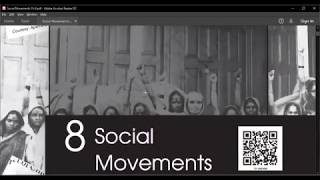 Social Movements Part 1 | What is a Social Movement | Chapter 8 class 12 Sociology NCERT