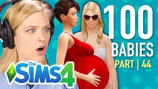 Single Girl Meets Her Dead Mother In The Sims 4   Part 44
