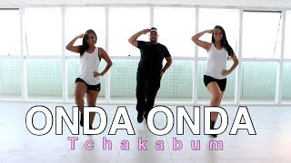 Onda Onda   Tchakabum   Coreografia By: Move Yourself #moveyourselfnostalgia