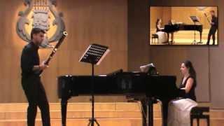 preview picture of video 'Adrian Lara, fagot / Auto composición FACTUM'