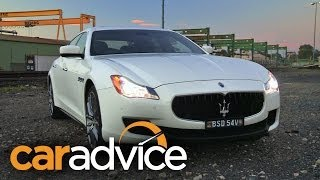 Maserati Quattroporte Review: Italy takes on the S-Class