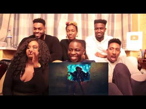 A Pass, Rouge, Fik Fameica ft. DJ Maphorisa - Midnight Drum ( REACTION VIDEO )    @Ubunifuspace