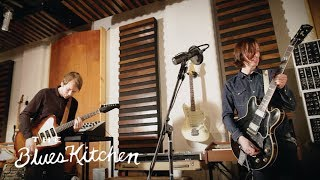 The Blues Kitchen Presents: Barrie Cadogan & Joe Hollick 'Something Inside of Me' [Fleetwood Mac]