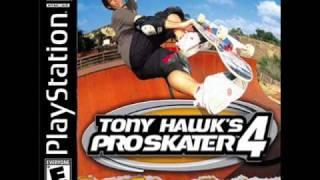 Tony Hawk's Pro Skater 4 OST - Seneca Falls
