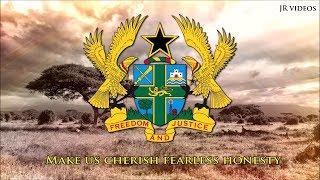 National anthem of Ghana (lyrics)