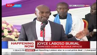 BARCHOK: In honour of women leadership, I will deliver on Laboso's manifesto
