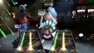 Arch Enemy - Vultures (Guitar Hero) *AUTOPLAY*