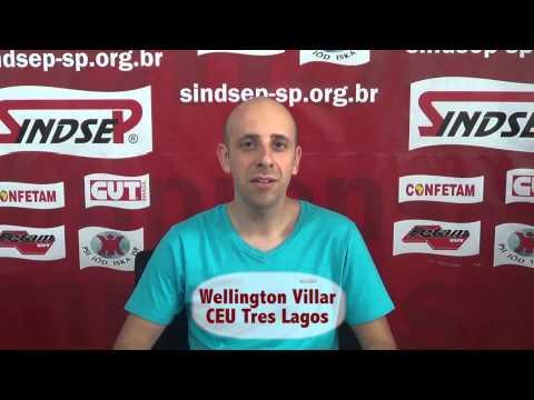 Wellington - CEU Três Lagos