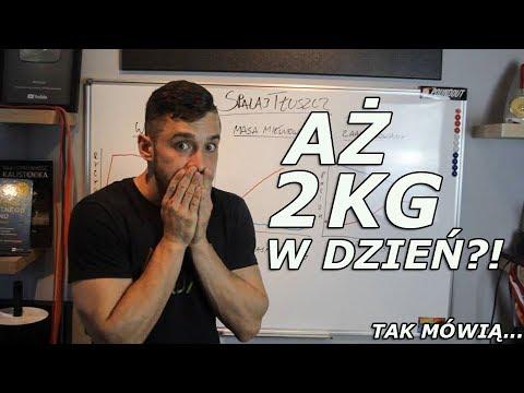 Ile kg schudła Kamenskih