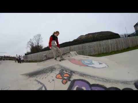 Kendal Skatepark - Day Edit