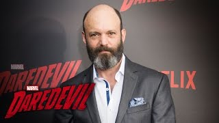 Geoffrey Cantor on Ellison – Marvel's Daredevil Season 2 Red Carpet