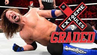 WWE Extreme Rules 2018: GRADED