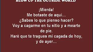 BLOW UP THE OUTSIDE WORLD - ALEX MALARIA