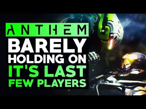 ANTHEM - Two Months Later Report: Barely Holding On The Last Remaining Players...