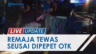 Remaja di Yogyakarta Meninggal seusai Dipepet OTK saat Naik Sepeda Motor, Diduga Ulah Geng 'Klithih'