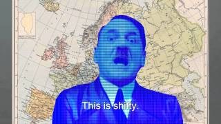 Hitler's adventure in Africa